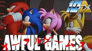 AWFUL GAME: Sonic Boom: Rise of Lyric (Wii U)
