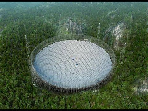 Resultado de imagen de telescopio mas grande del mundo