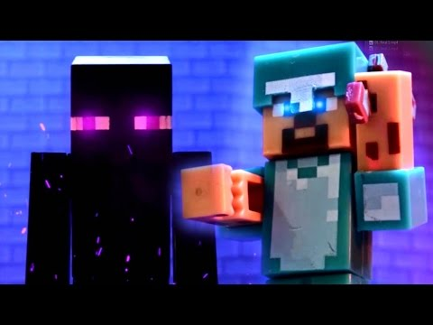 Minecraft Stop Motion - The Game