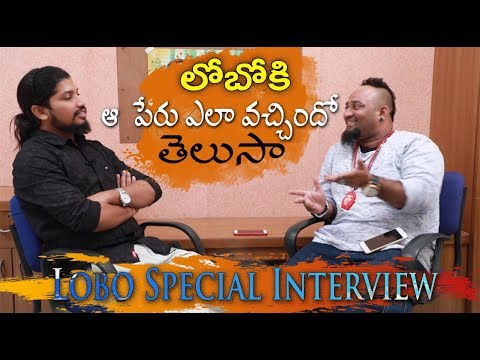 Patas Lobo Reveals His Real Name || Lobo About Struggles In Filim Industry || #LoboFunnyInterview