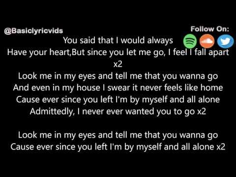 Jaiden - Broken (Lyrics)
