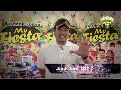 My Fiesta - SK Live!!! 2012 Countdown Party Artiste Interview Promo