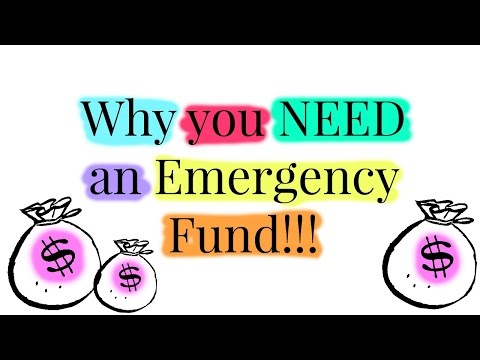 Why You NEED an Emergency Fund!! || Life With Sarah