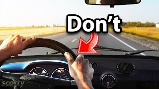 Never Do This While Driving Your Car, It Can Kill You