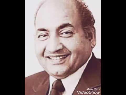 Rafi Sahab speaks about S.D BURMAN SAHAB