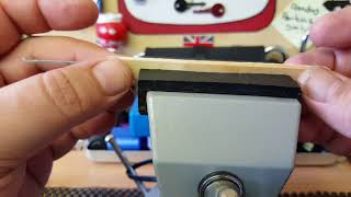 How to make cheap easy pick handles part 1😊