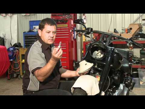 How to install a Harley-Davidson LED Headlight