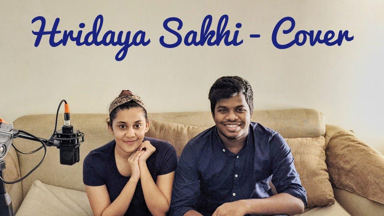 Hridaya Sakhi Cover | Arya Dhayal | Sajan Kamal