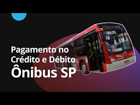 São Paulo permitirá o pagamento de passagens de ônibus com cartão de crédito e débito [CT News]