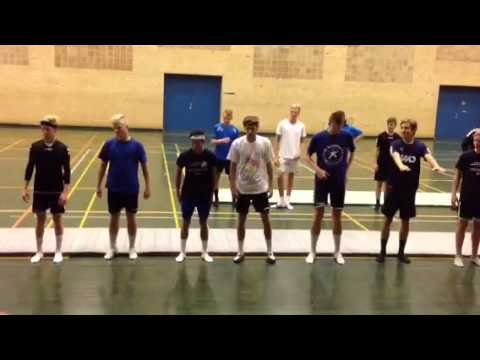 håndbold styrketræning