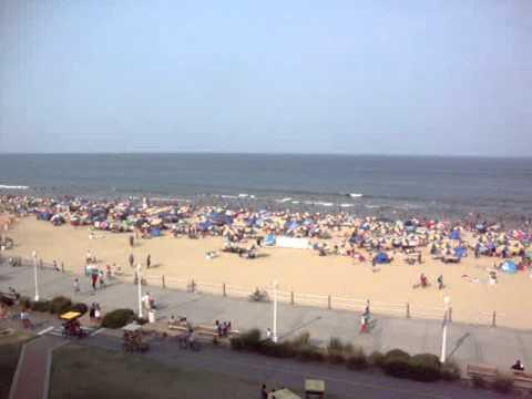 July 3 2017 At Virginia Beach Va 19th Boardwalk 5 Pm You