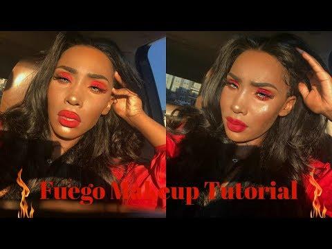 Fuego Makeup Tutorial