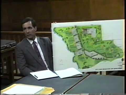 Hillsboro City Park Planning October 23 1989