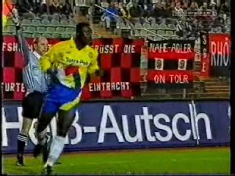 Tony Yeboah On His Career