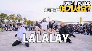[여기서요?] 선미 SUNMI - 날라리 LALALAY (Black & White ver.) | 커버댄스 DANCE COVER @SBS슈퍼콘서트