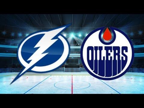 Tampa Bay Lightning vs Edmonton Oilers (2-6) – Feb. 6, 2018 | Game Highlights | NHL 2018