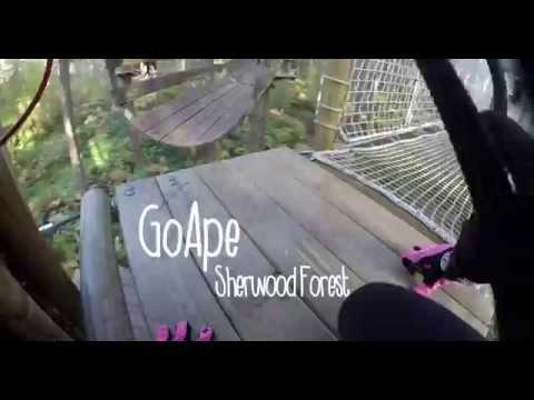 GoApe Sherwood Forest