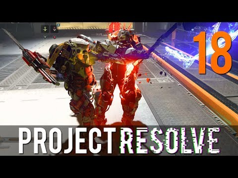 [18] Project Resolve (Let's Play The Surge PC w/ GaLm)