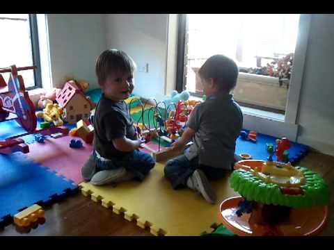 James and Fabian