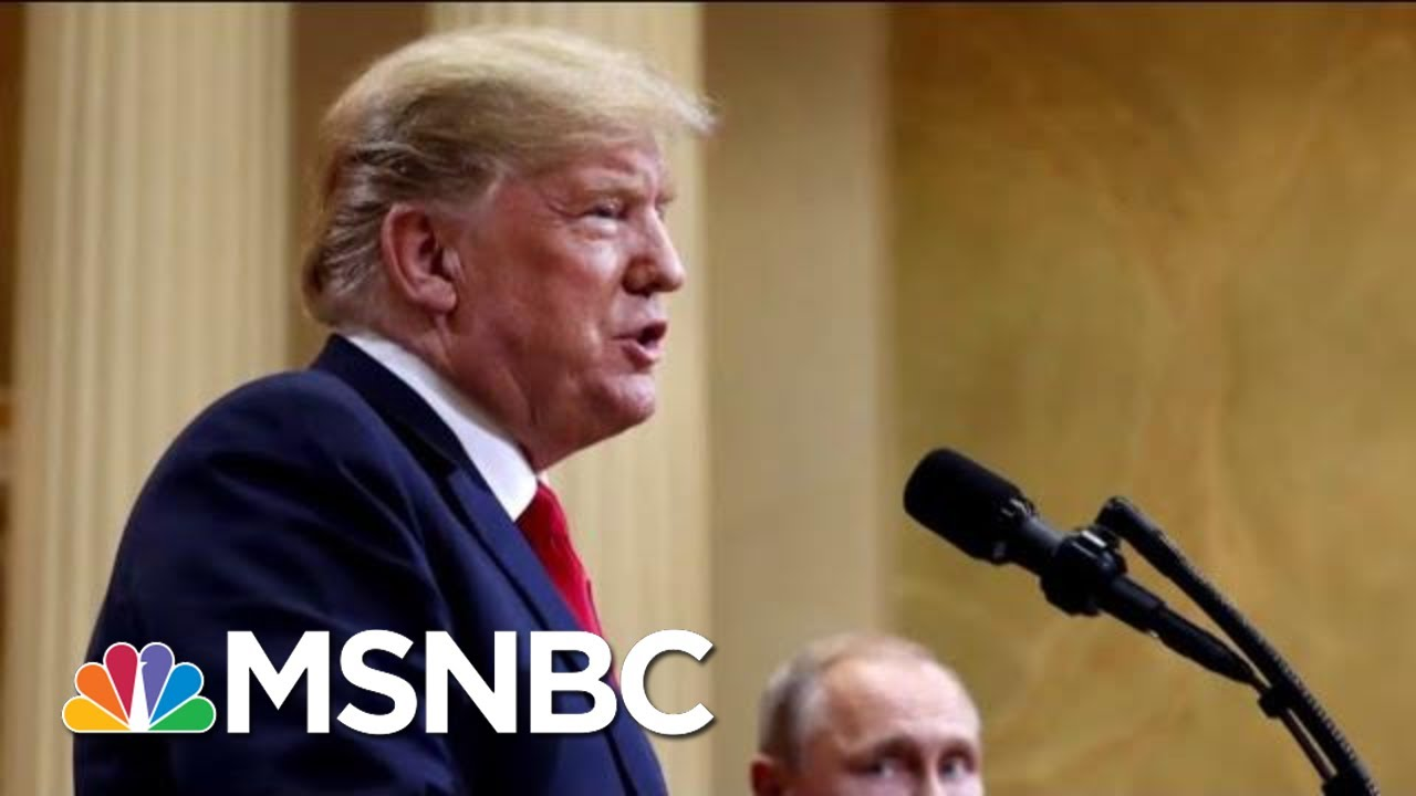 George Will Considers The 'Embarrassing Wreck Of A Man' | Morning Joe | MSNBC