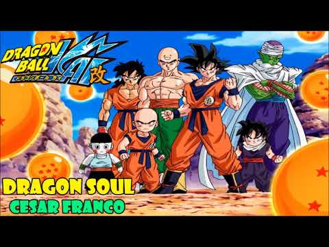 Dragon Soul (Dragon Ball Kai opening 1) cover latino by Cesar Franco