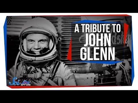 A Tribute to John Glenn