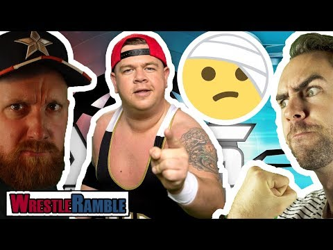 Grado INJURED?! Tag Team Tournament Finals REVEALED! WOS Wrestling Ep 5 Review! | WrestleRamble