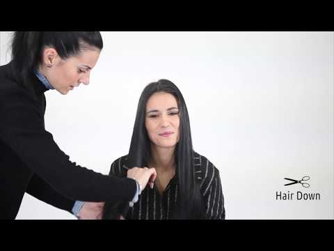 Long hair lady full headshave from YouTube · Duration:  32 seconds