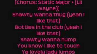 Repeat youtube video Lil' Wayne-Lollipop Lyrics & Song