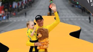 Cycling: Family guy Froome sets sights on fifth Tour triumph