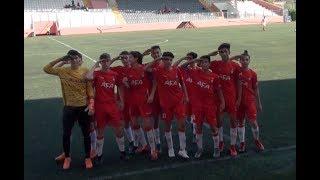 Gambar cover AFA & Davutpaşa  U16