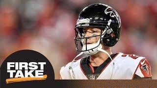Matt Ryan playing for his legacy in Week 16 | First Take | ESPN