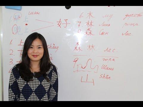 1-й урок китайского языка