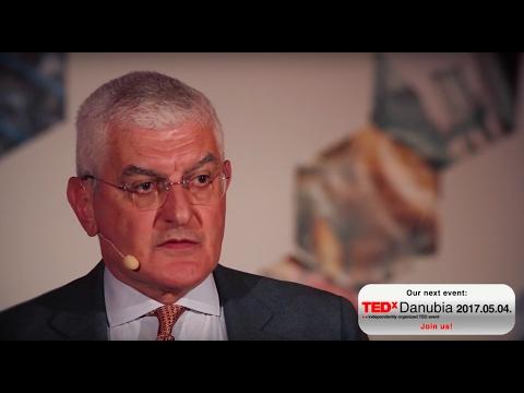 Nani Beccalli - special guest at TEDxDanubia