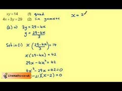 solving simultaneous equations graphically worksheet pdf