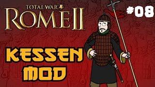 Total War: Rome 2 - Kessen Campaign - Part 8!