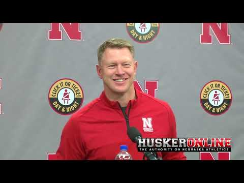 HOL HD: Scott Frost National Signing Day Press Conference