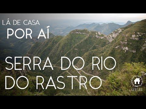 SUBIMOS A SERRA DO RIO DO RASTRO! | Santa Catarina