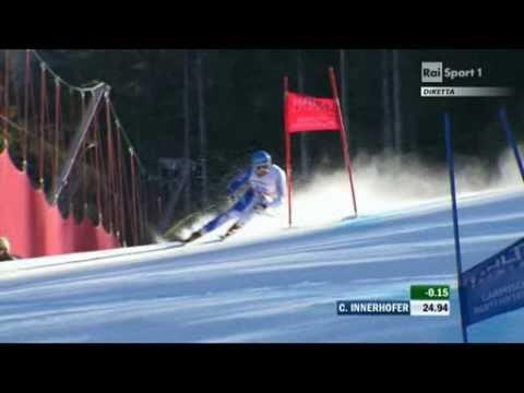 Christof Innerhofer Wins Superg Garmisch Partenkirchen 2011