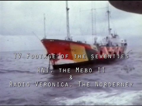 RNI TV footage seventies