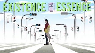 Mayoi Jiangshi and Sartre: Existence vs. Essence | Kabukimonogatari Analysis