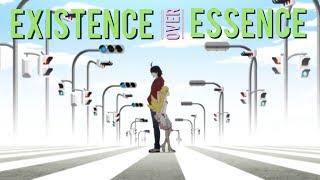 Mayoi Jiangshi and Sartre: Existence vs. Essence | Kabukimonogatari Analysis