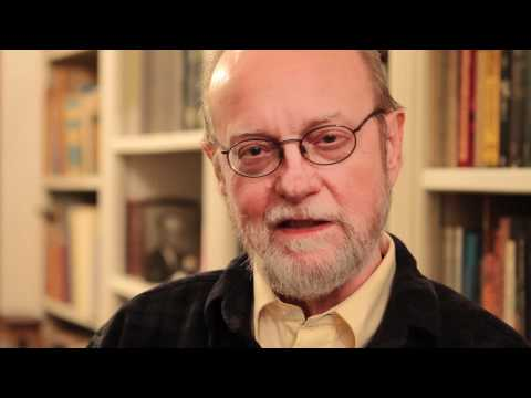 """Charles Wuorinen discusses """"It Happens Like This"""" with poetry by James Tate"""