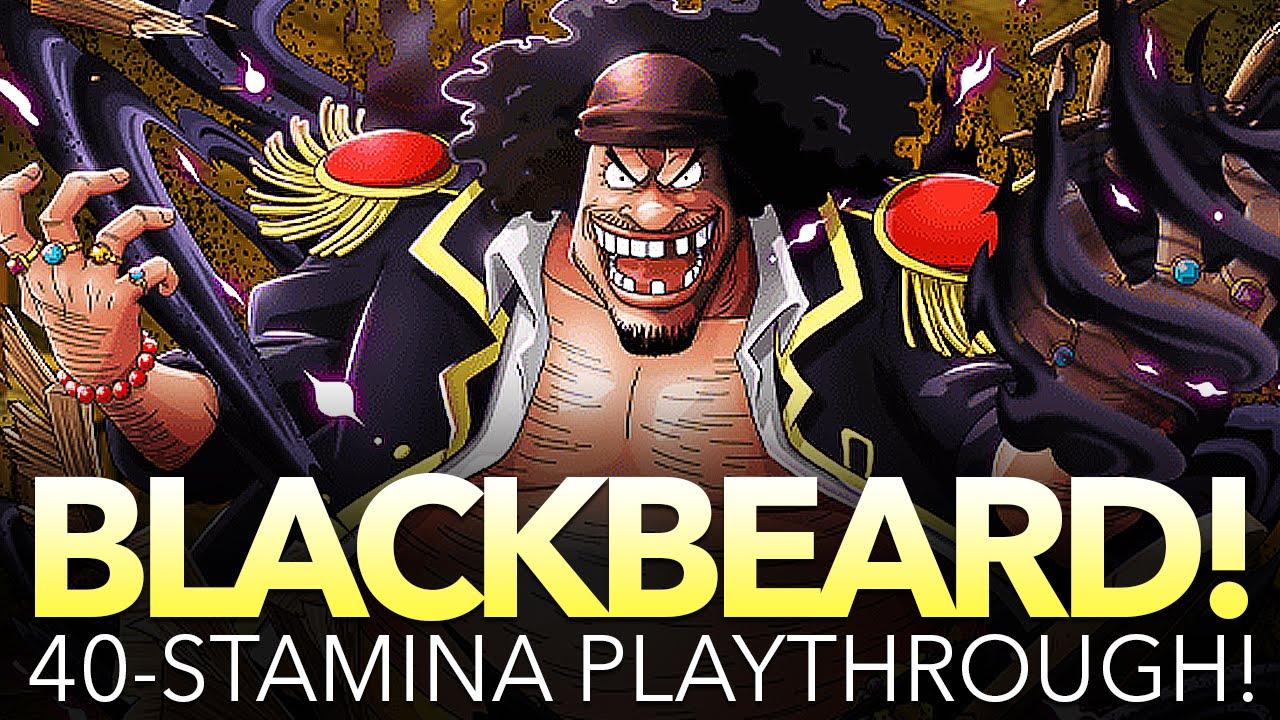 Clash Blackbeard