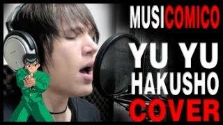 Yu Yu Hakusho - Abertura - Sorriso Contagiante (Completa em Português)