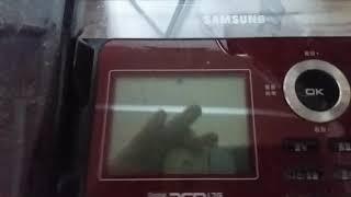 삼성DCP전화기 SP-D770 유선전화기 부팅 시작 종…