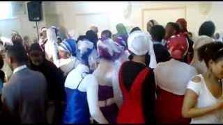 Ethiopian wedding in saudia aria