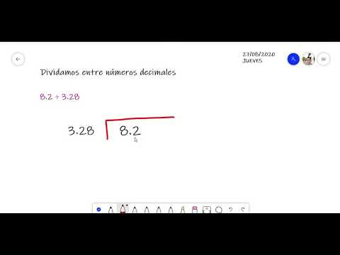 Division de dos numeros complejos from YouTube · Duration:  6 minutes 56 seconds