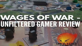 Wages of War - Unfiltered Gamer - Board Game Review