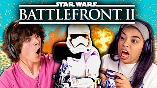 STAR WARS BATTLEFRONT 2 (React: Gaming)